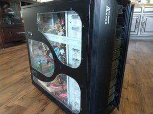 Armor full tower pc case for Sale in Plano, TX
