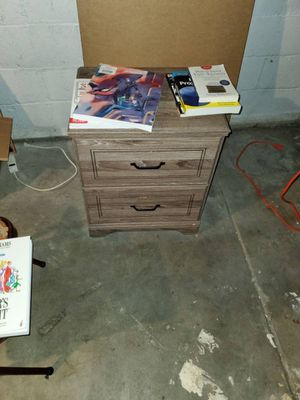 Night table for Sale in Peoria, IL