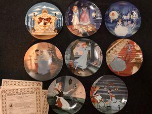 Disney Collectible Cinderella plates for Sale in Los Angeles, CA