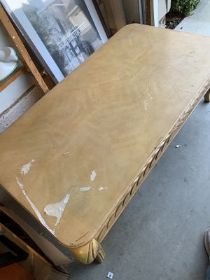 Wooden table for Sale in Irvine, CA