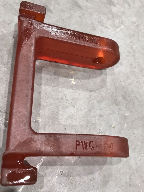 PWC Bow Stop With Hitch Pin
