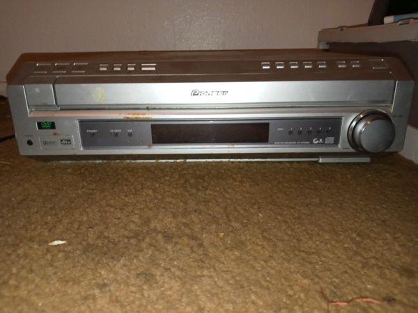 Pioneer Bluetooth dvd receiver