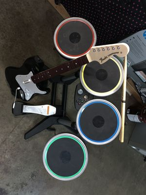 Xbox One RockBand Full Set for Sale in Riverside, CA