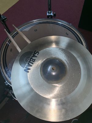 "Sabian AAX Freq Hats 14"" for Sale for sale  Bridgeport, CT"