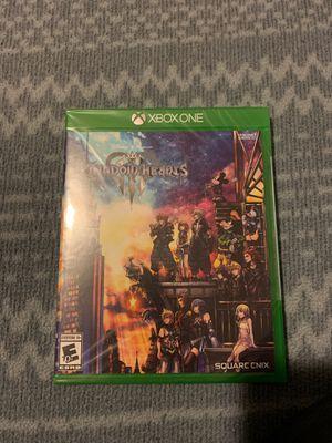 Kingdom Hearts 3(Xbox One) for Sale in Paterson, NJ