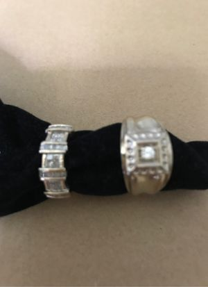 Wedding ring set for Sale in Simpsonville, SC