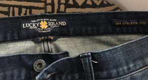 Lucky Brand Men's Jeans 34 x30 for Sale in West Long Branch, NJ