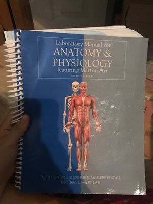 Anatomy & Physiology Michael G. Wood (BSC2085L) for Sale in Cutler Bay, FL