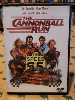 The Cannonball Run DVD for Sale in Seabrook,  TX