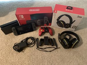Nintendo Switch (New Version) w/ accessories for Sale in Annapolis, MD