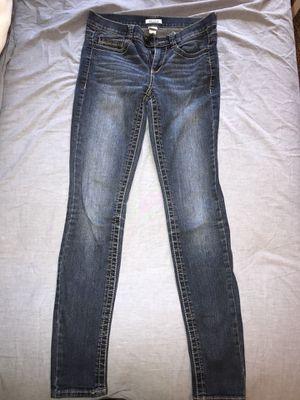 Size 5 dark wash jeans for Sale in Durham, NC