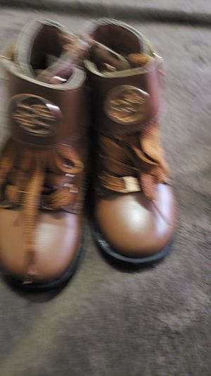 Baby girl boots for Sale in Oxon Hill, MD