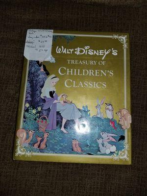 Walk Disney's treasure of children's classics 1978 for Sale in North Chesterfield, VA