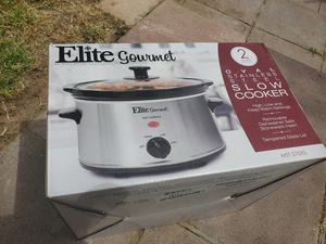 $25 ELITE SLOW COOKER for Sale in Las Vegas, NV