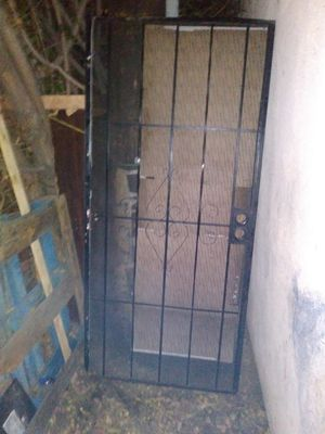 36 × 80. SECURITY DOOR STANDARD SIZE FOR YOU HOUSE for Sale in La Habra, CA