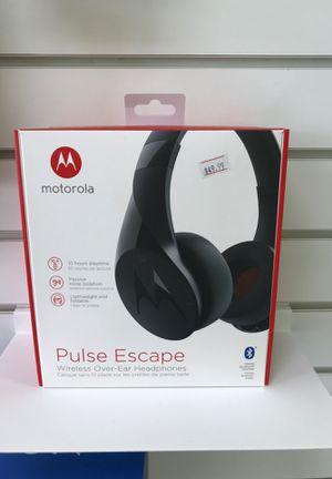 Motorola pulse escape for Sale in Escanaba, MI