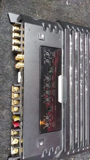 Sony amplifier for Sale in Cleveland, OH