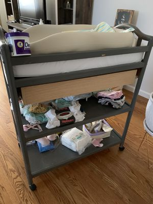 Diaper changing table for Sale in Redwood City, CA