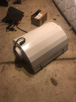 Grow tent & light with exhaust and all power for Sale in Denver, CO