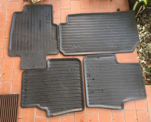 Acura TL 2004-2008 all weather floor mats for Sale in Los Angeles, CA