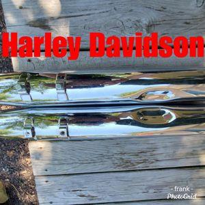 2 Harley Davidson mufflers for Sale in Pataskala, OH