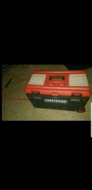 Craftsman tool box like new conditions for Sale in Las Vegas, NV