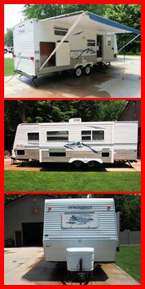 Perfect for the family 2003 Keystone Springdale Travel Trailer for Sale in Pompano Beach, FL