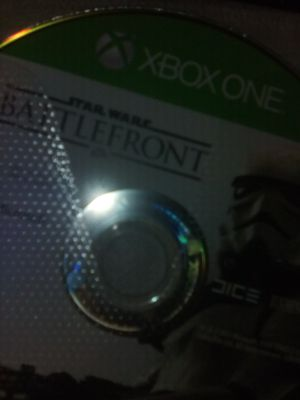 Xbox one star wars battlefront for Sale in Fontana, CA