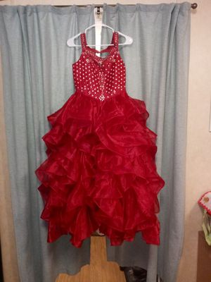 Quinceanera, bridal, pageant dress for Sale in Dickinson, TX