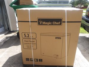5.2 cubic feet chest freezer for Sale in Port St. Lucie, FL