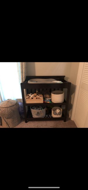Changing table for Sale in Tampa, FL