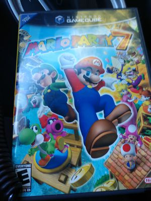 $40 Mario party 7 for Sale in Plano, TX