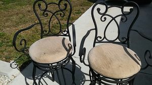 Bar stools need a cleaning for Sale in Cape Coral, FL