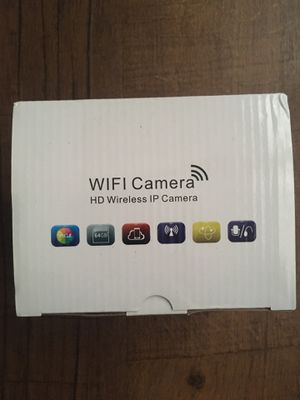 WIFI SECURITY CAM for Sale in NEW PRT RCHY, FL