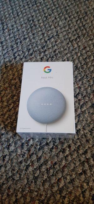 Google nest gen 2 for Sale in Mayville, MI