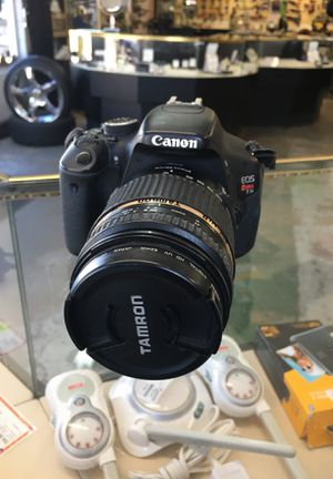 Canon E05 Rebel T31 Digital Camera for Sale in Raleigh, NC