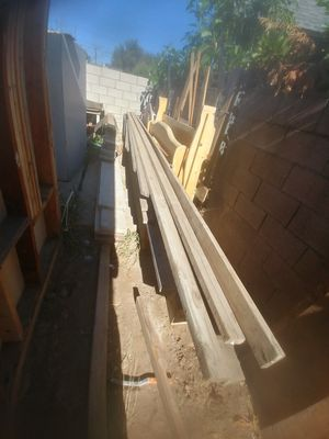 FREE wood in LaVerne plywood 2x4 lumber 10×12 beam for Sale in El Monte, CA