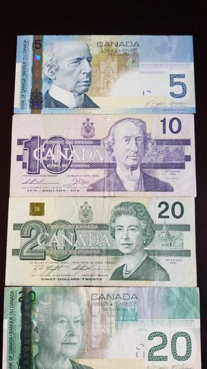 Billetes de Canada for Sale in Columbus, OH