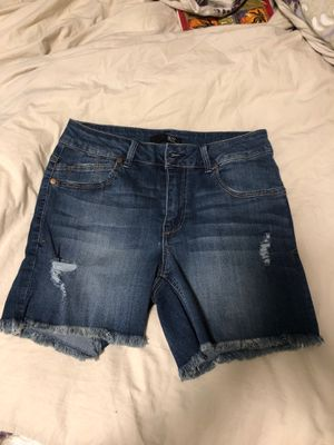 Denim shorts size 6 for Sale in Los Angeles, CA