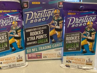 Brand New Nfl Panini Prestige Bundle Pack for Sale in Miami,  FL