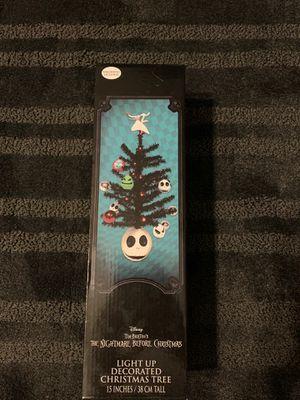 Nightmare before Christmas light up Christmas tree for Sale in La Mirada, CA