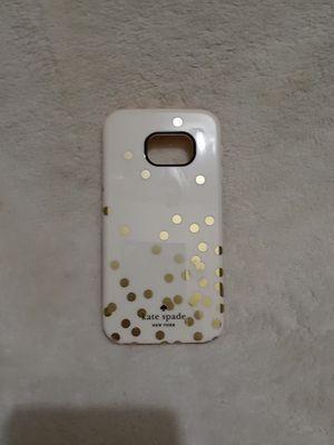 Kate Spade confetti Cream Case Galaxy S7 for Sale in Auburn, WA
