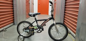 """MONGOOSE KID BIKE 16"""" WITH TRAINING WHEELS for Sale in Gaithersburg, MD"""