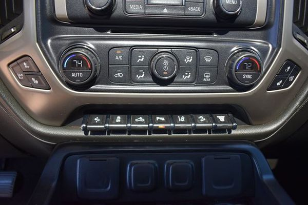 2015 GMC Sierra 2500HD available WiFi