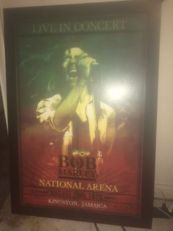 Bob Marley picture for Sale in Yakima,  WA