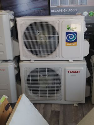 Mini split air condioner ductless with heat pumps for Sale in Moreno Valley, CA