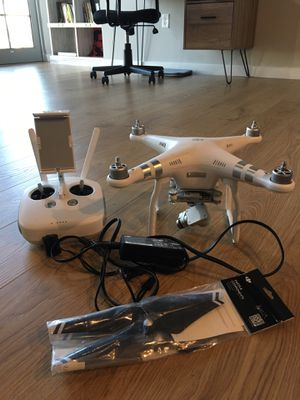 DJI Phantom 3 Advanced for Sale in Revere, MA
