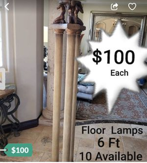 Beautiful Floor Lamps for Sale in Industry, CA