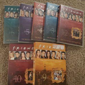 Complete Seasons Of Friends for Sale in San Antonio, TX