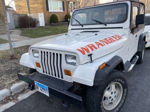 1995 Jeep Wrangler rio grande for Sale in Chicago, IL
